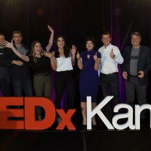 TEDx Kanata speakers. Photo by Lindsey Gibeau / Westboro Studio
